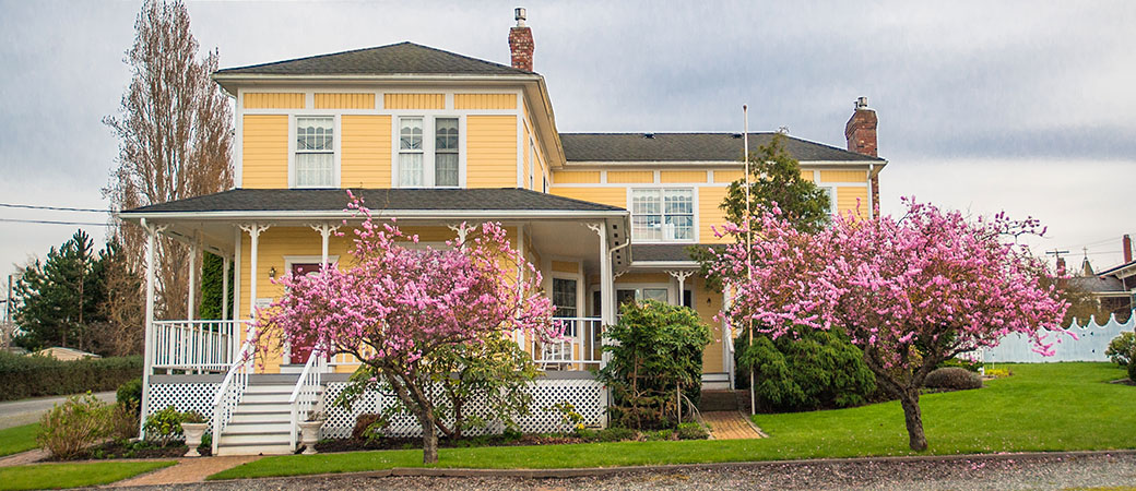 Bed and Breakfast Whidbey Island Coupeville
